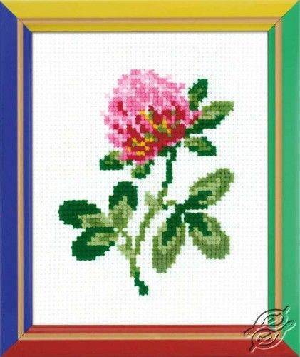 Clover - Cross Stitch Craft Kits by RIOLIS - HB152
