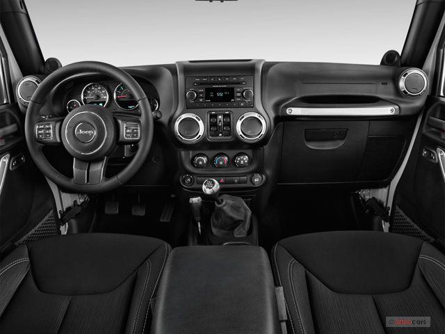 Best 2015 Jeep Wrangler Interior #Jeep http://ift.tt/2CSVn30