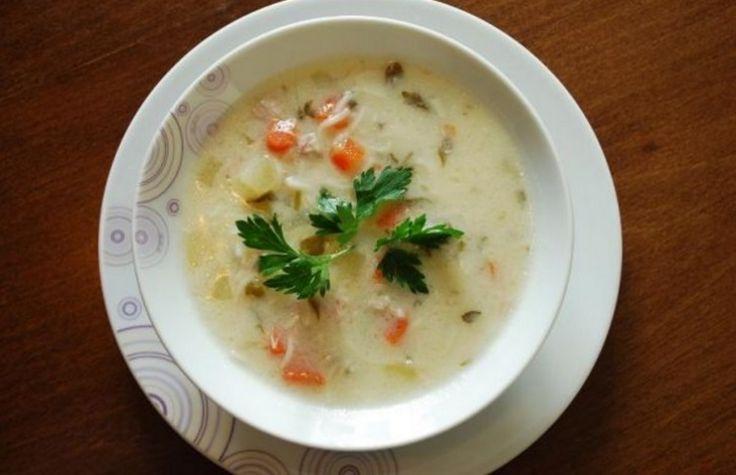 Aş Katması Çorbası Tarifi | Süper Anneden Kolay Yemek Tarifleri