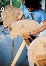 Building a cedar strip canoe necessitates a great deal of labor and love, including stripping the boat from scratch, building the strongback, stripping the boat, sanding, fiberglassing and adding trim to the boat. Originally published as