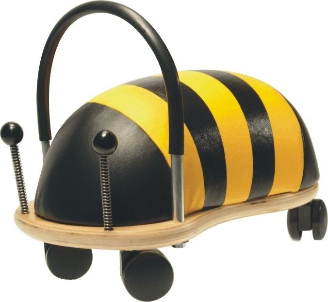 Wheely Bug - Bee Small #EntropyWishList #PinToWin I own a native beehive and Hannah is fascinated by the little bees. She could have her own big bee!