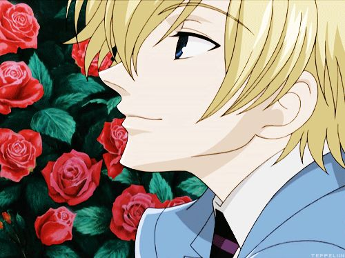 October: Tamaki Suoh (Ouran High School Host Club)