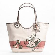 Enter to win a Coach Shell Tote valued at $298.  This giveaway will run though 7/30, plenty of time to share info. with friends.