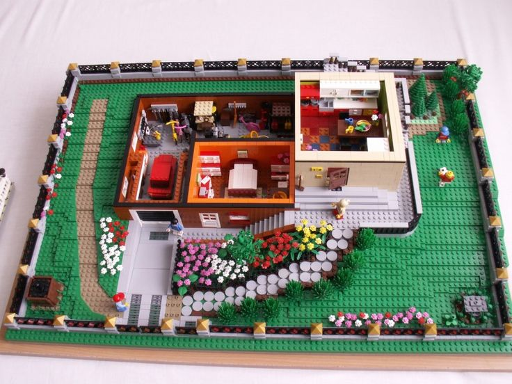 Lego House Building Ideas Part 41