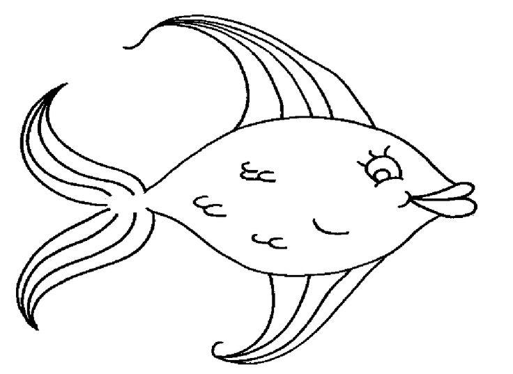 The 25 best Rainbow fish template ideas on Pinterest