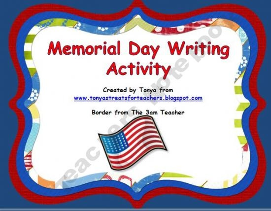 an essay about memorial day Essay on memorial day - what is the first thing that goes though your mind when you hear the words memorial day what does it mean to you what symbolization does it .
