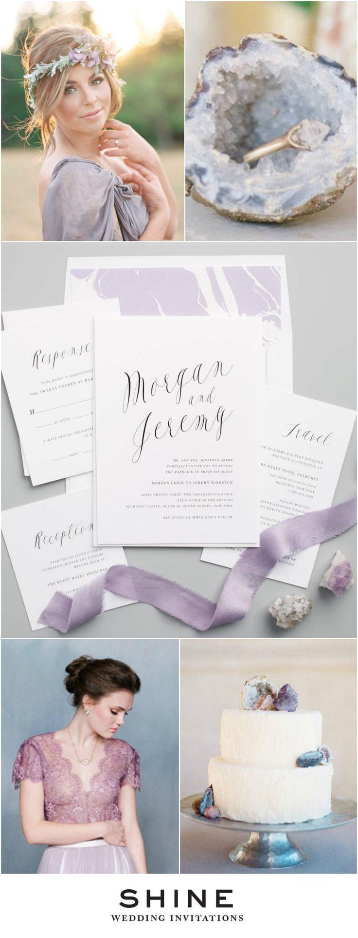 best purple wedding images on pinterest purple wedding bridal