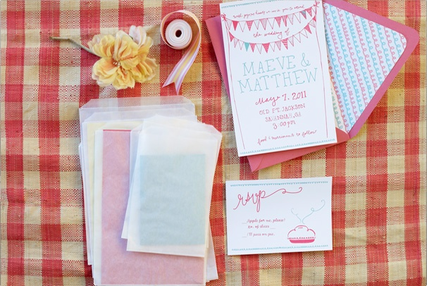 belle & union invites: Save The Date Ideas, Adorable Invitations, Wedding Invitations Suits, Flags Invitations, Wedding Parties Ideas, Cute Ideas, Invitations Cards, Invitations Inspiration, Letterpresses Flags