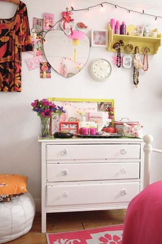 Selina Lake - Dressing Table... I so love this but too girls for my hubby! Lol
