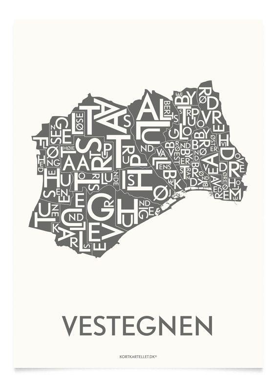 VESTEGNEN - KOKSGRÅ - A5