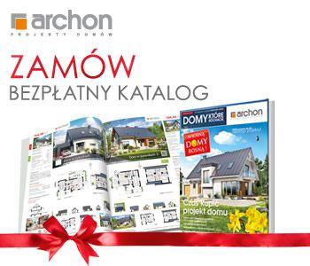 #25latARCHON - ZAMÓW BEZPŁATNY KATALOG z Projektami Domów ARCHON+ Zamów telefonicznie: 12 37 21 900 lub online: http://archon.pl/zamow_bezplatny_katalog