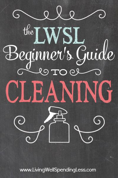 Do you dream of a house that sparkles but struggle just knowing where to begin?  This is the guide you've been waiting for!  These step-by-step instructions for cleaning every single surface in your home will not only motivate you to clean, but empower you to get it done!