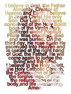 the apostles creed - Google Search