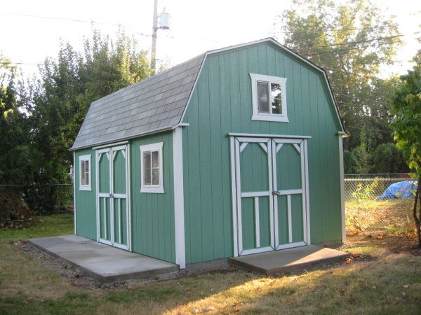 67 best images about garden sheds on pinterest tool for Mother in law shed