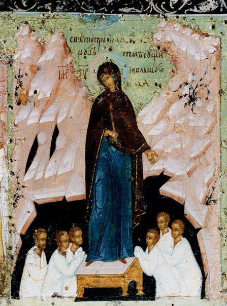 Похвала Богоматери (с акафистом). | 43 фотографії | ВКонтактi