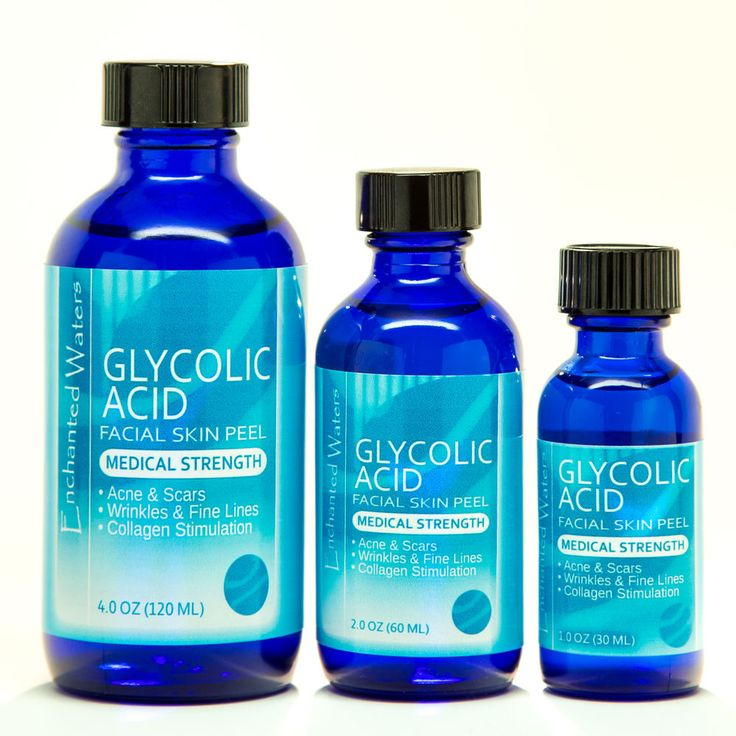 Best 25+ Glycolic Acid Ideas On Pinterest