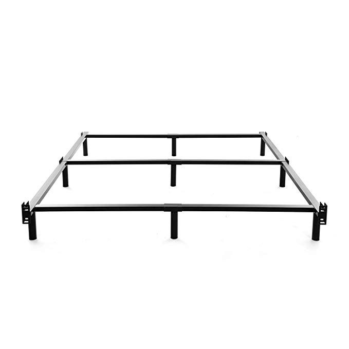 Noah Megatron Full Size Metal Bed Frame 7 Inch Heavy Duty Bedframe