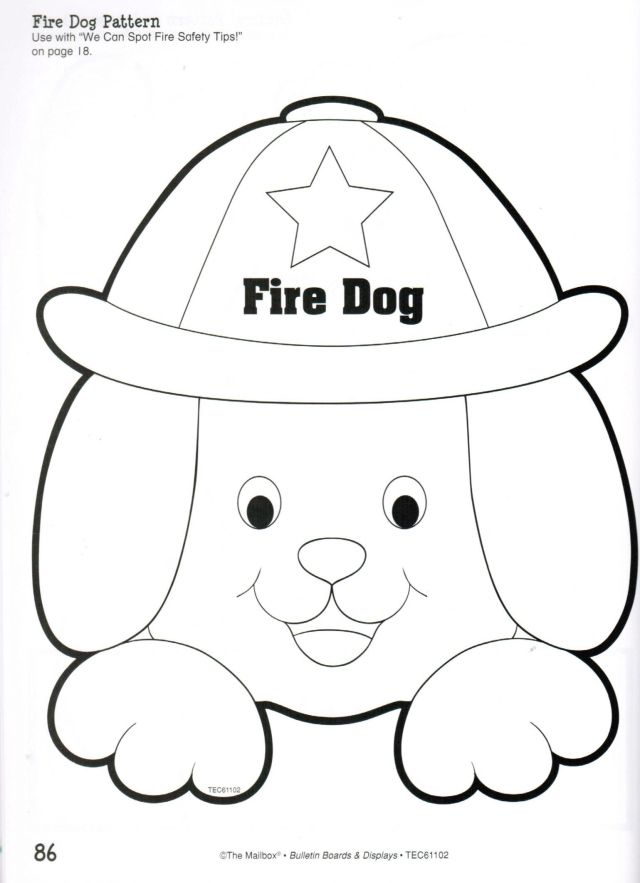 17 Best images about Fire safety on Pinterest | Preschool ...