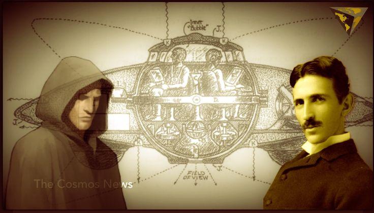 Nikola Tesla's Antigravity UFO:What happened his greatest Invention