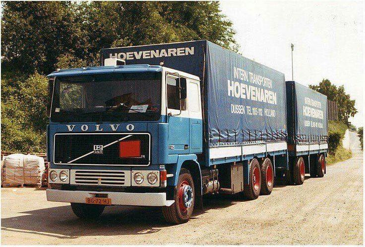 Volvo BG-72-HJ Hoevenaren Dussen  F 12.