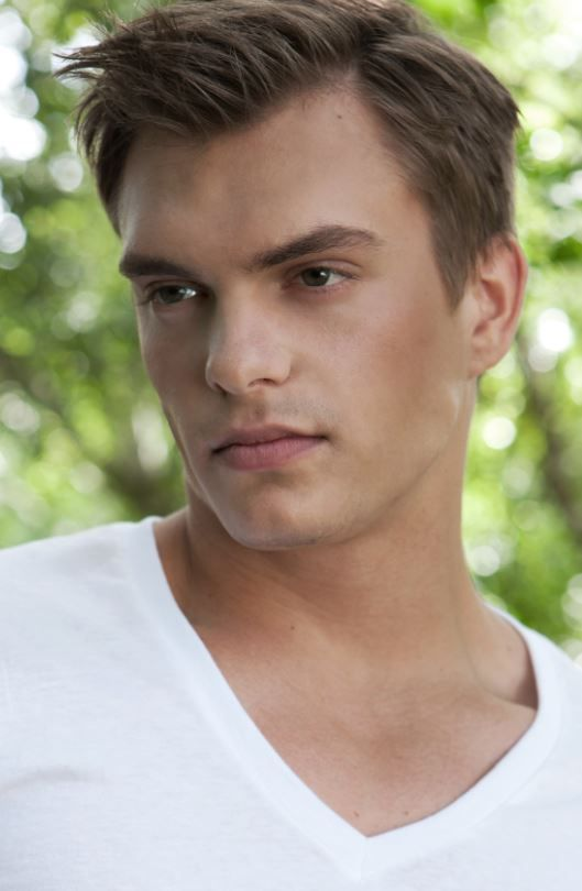 Trent R.  First Models and Talent Agency, Inc.  Male Modeling