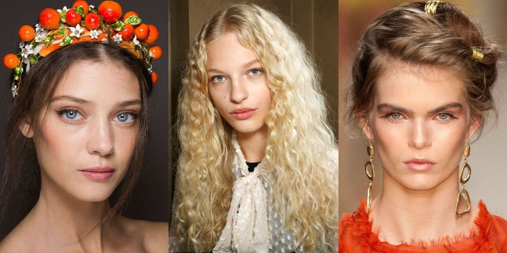 Embrace your natural texture, stock up on accessories and flirt with fringe and styles from your youth.