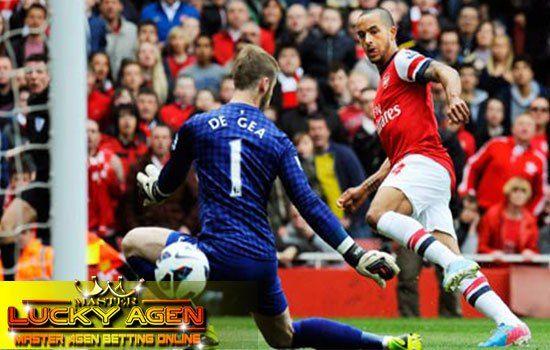 Prediksi Bola Akurat Arsenal vs Manchester United 06 Mei 2017