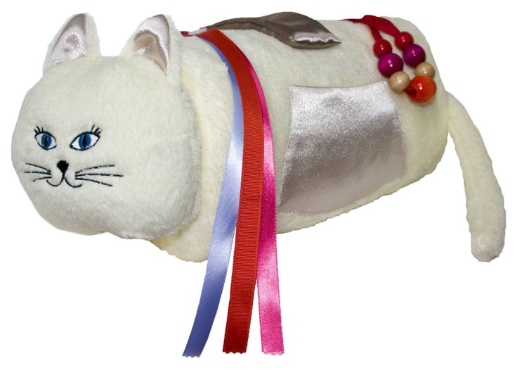 Twiddle Cat hand muff for kids, adults and the elderly