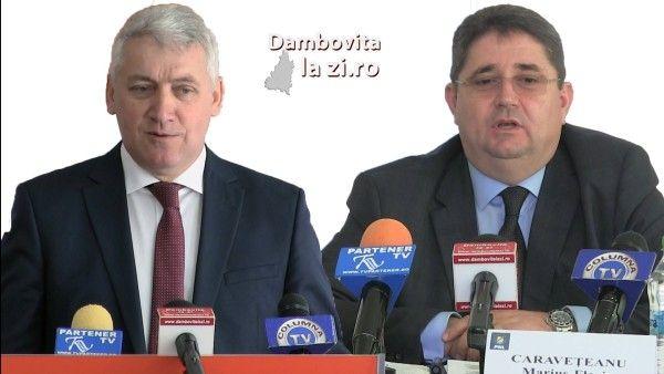 VIDEO. A început războiul declarațiilor între șefii PSD și PNL Dâmbovița | Dambovitalazi.ro