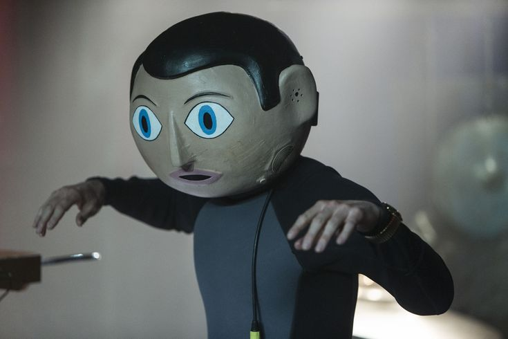 'Frank' Director Lenny Abrahamson On Defying Genres 140813