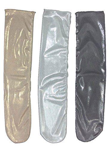 MIRINE Unisex Gold & Silver Metal Texture Long Socks (3 pairs) MIRINE http://www.amazon.com/dp/B01CU9XA82/ref=cm_sw_r_pi_dp_XV55wb0AGDDJW