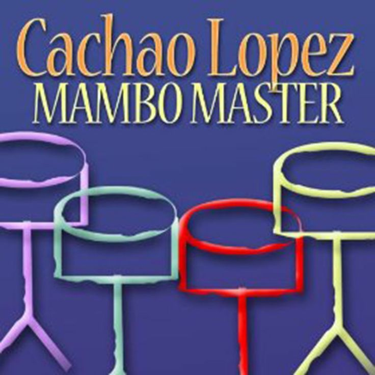 """Cachao Lopez """"Mambo Master""""   http://open.spotify.com/user/121809214/playlist/1ceP6UclvdVT0QbOGFRQck He has a reputation as a strict disciplinarian in the studio and a savvy scholar who takes his music seriously—very seriously. Even during a long-distance conference call from his Miami home, and through an interpreter 4,000 miles away in San Francisco, it's clear that bassist and bandleade.."""