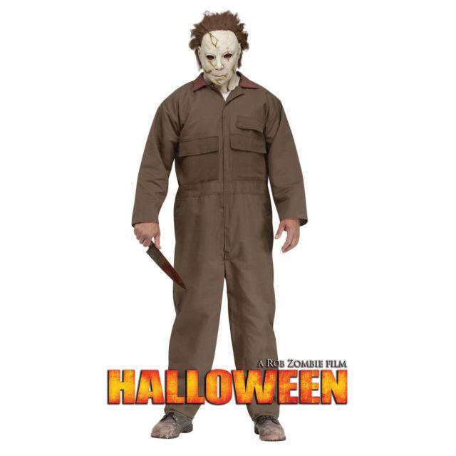 Rob Zombie's Halloween - Michael Myers Adult Costume | eBay