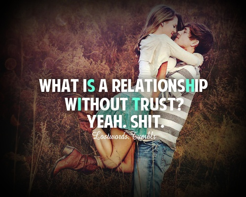 Quotes About Love And Trust Tumblr : ... Quotes 3, Inspiritional Quotes, Trust Quotes, Truths, Quotes Sayings