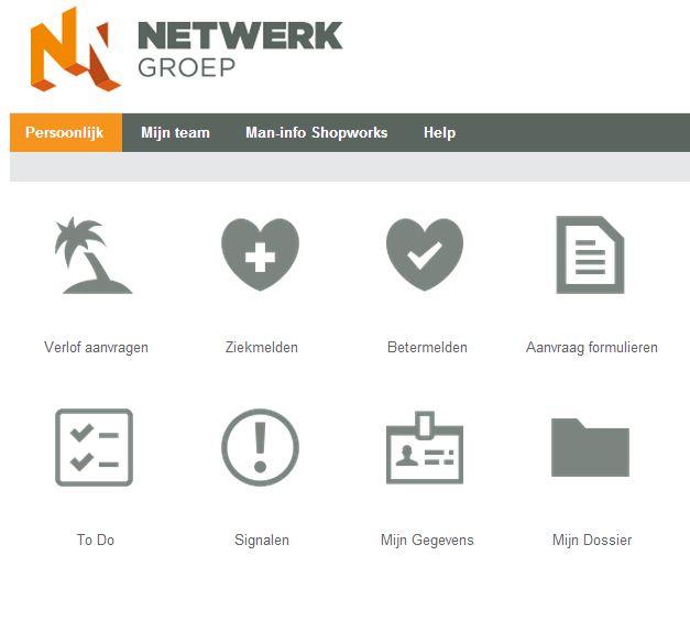 Een lekker fris ontwerp voor de InSite pagina's van onze klant eFocus.