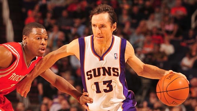 Steve Nash - Phoenix Suns