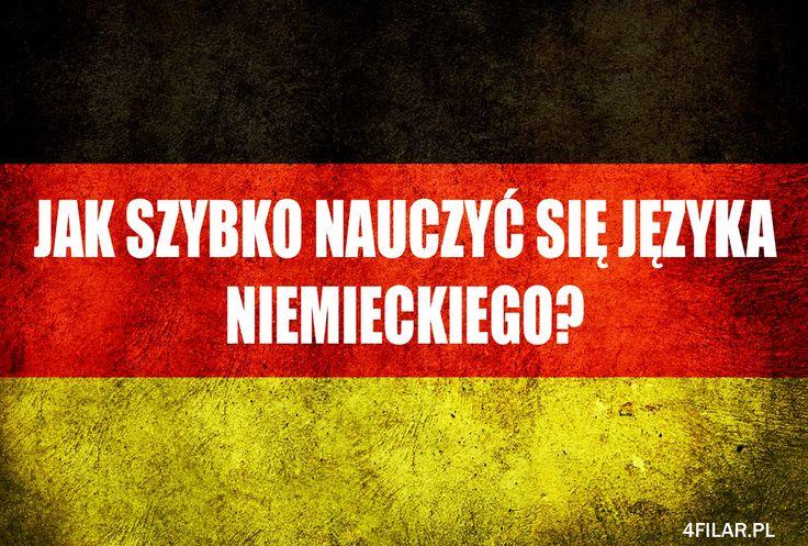 Ucz się języka niemieckiego krok po kroku ze szkołą językową www.4filar.pl/ ! Ciekawa oferta, doskonała kadra i wyjątkowa cena, sprawdź i sam się przekonaj!