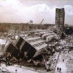 El 19 de septiembre de 1985 cuando en la ciudad de México se sintió un sismo de 8.1 grados ese día los mexicanos conocieron el significado de SOLIDARIDAD