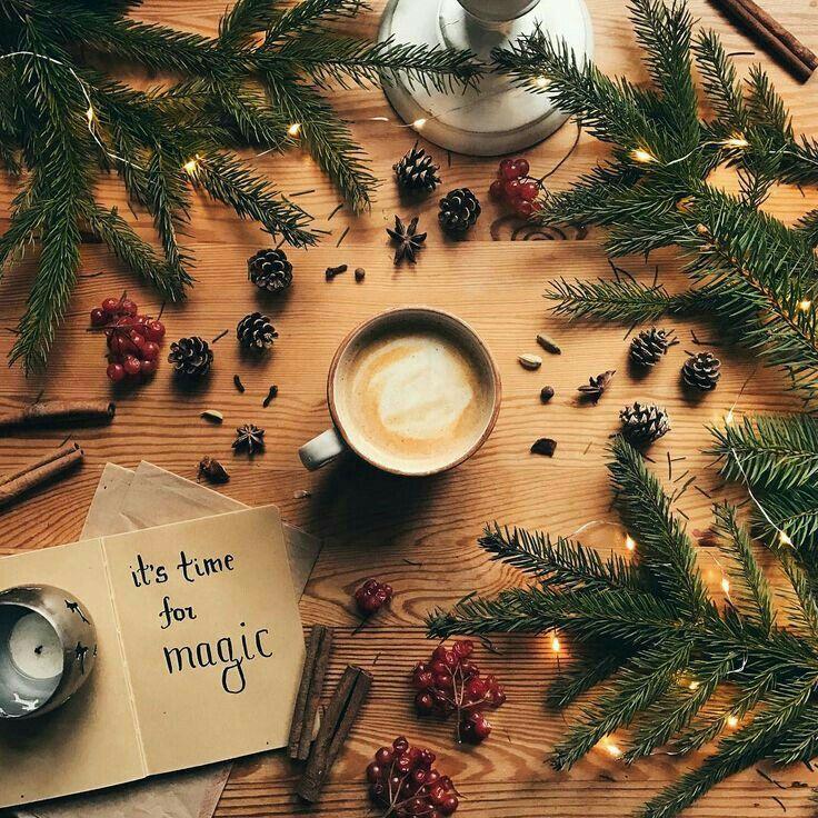 Good morning December!