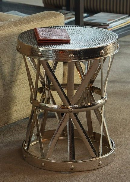 414 best images about garden stool obsession on pinterest for Garden stool side table