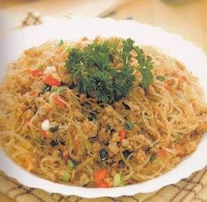 Resep Tim Bihun Saus Daging