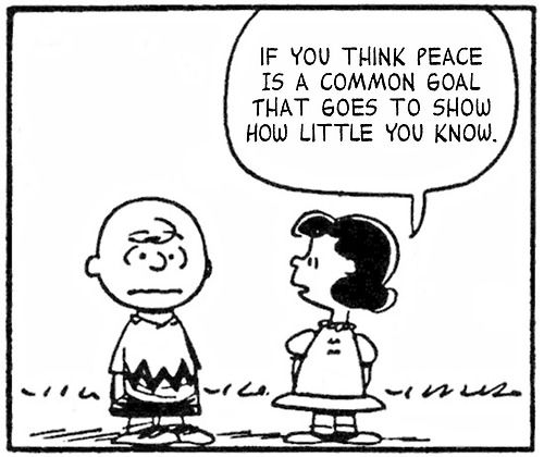 tumblr of Peanuts strips with Smiths lyrics...  KEEP THEM COMING!!!