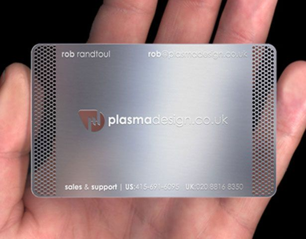 Best 25 metal business cards ideas on pinterest laser cut metal 100 really creative business cards reheart Images