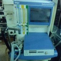 ARRENDAMIENTO Y VENTA DE EQUIPO MÉDICO. ¡TECNOLOGÍA PROFESIONAL DONDE EL MÉDICO LA REQUIERE! Maquina de anestesia Marca:Dragel Modelo: Narkomed 6400 Parametros: Oximetria de pulso Presion no invasiva https://www.facebook.com/Comercializadora-de-Equipo-Médico-Salinas-Torres-1356368127779690/?fref=ts