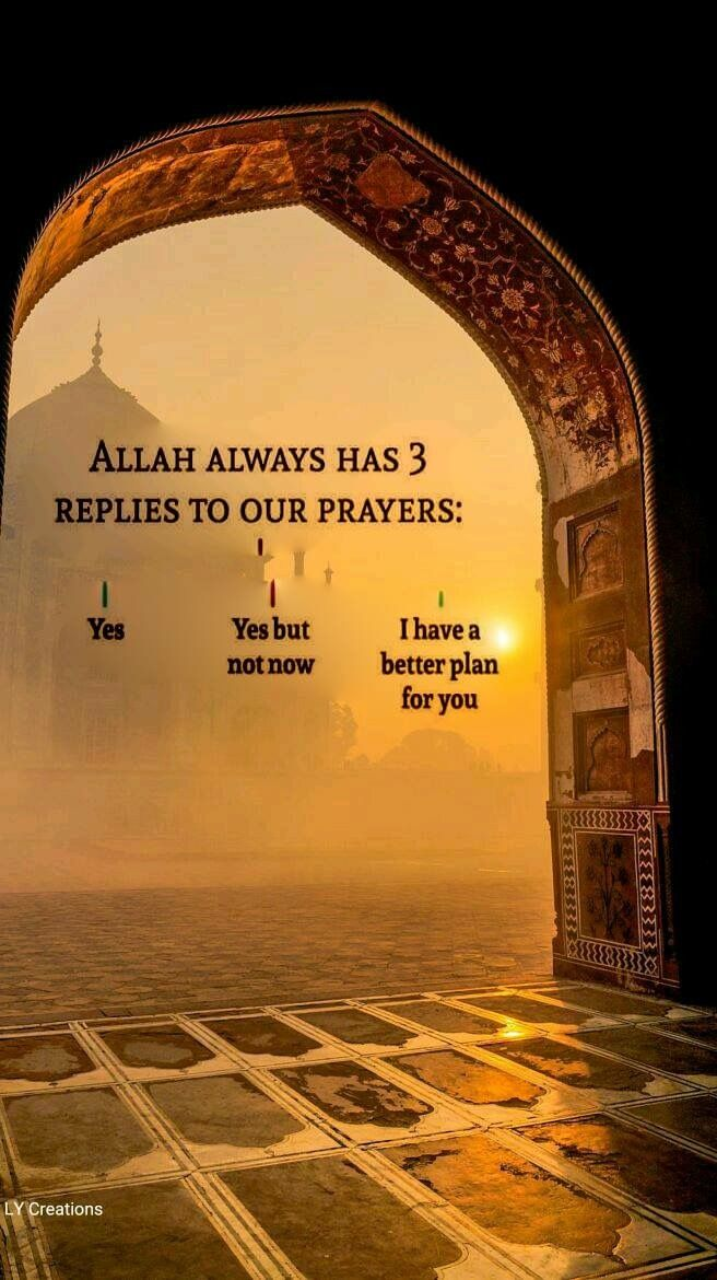 Lets look at it this way. 2/3 of the answers are yes. Immediately or later, we'll still get what we prayed for. If not, Allah gives us something way better. Allah please make me strong, don't make me give up on my du'a I have held on for so long. I believe You will give me what I prayed for someday Amiin.