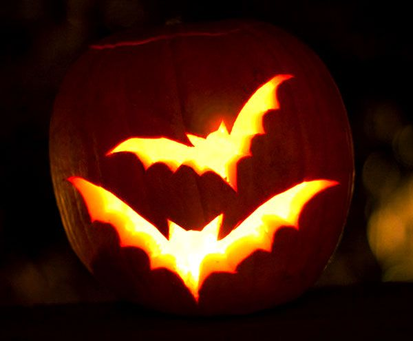 Best scary halloween pumpkins ideas on pinterest