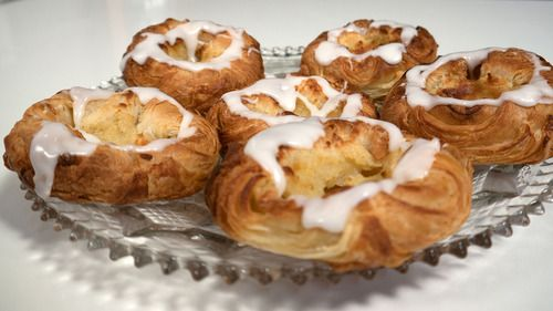 "This danish pastry is known all over the world and you need to try it! Every weekend the danes wake up and go to the bakery to indulge in wienerbrød (the danish word for ""danish""). The bakeries don't just they one type of danish - they have A LOT!"