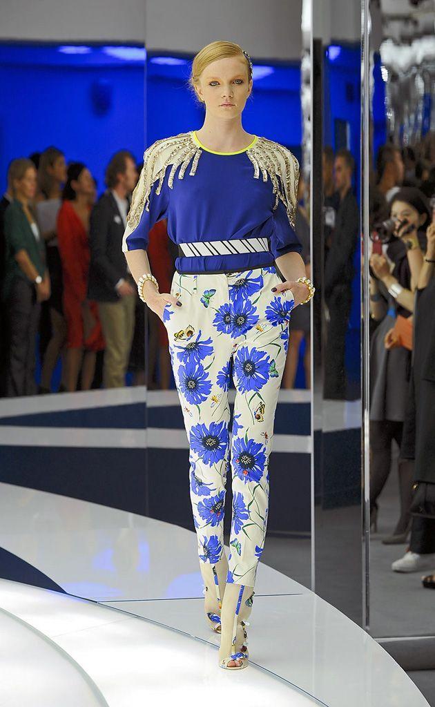 París Fashion Week- HarpersBAZAARES