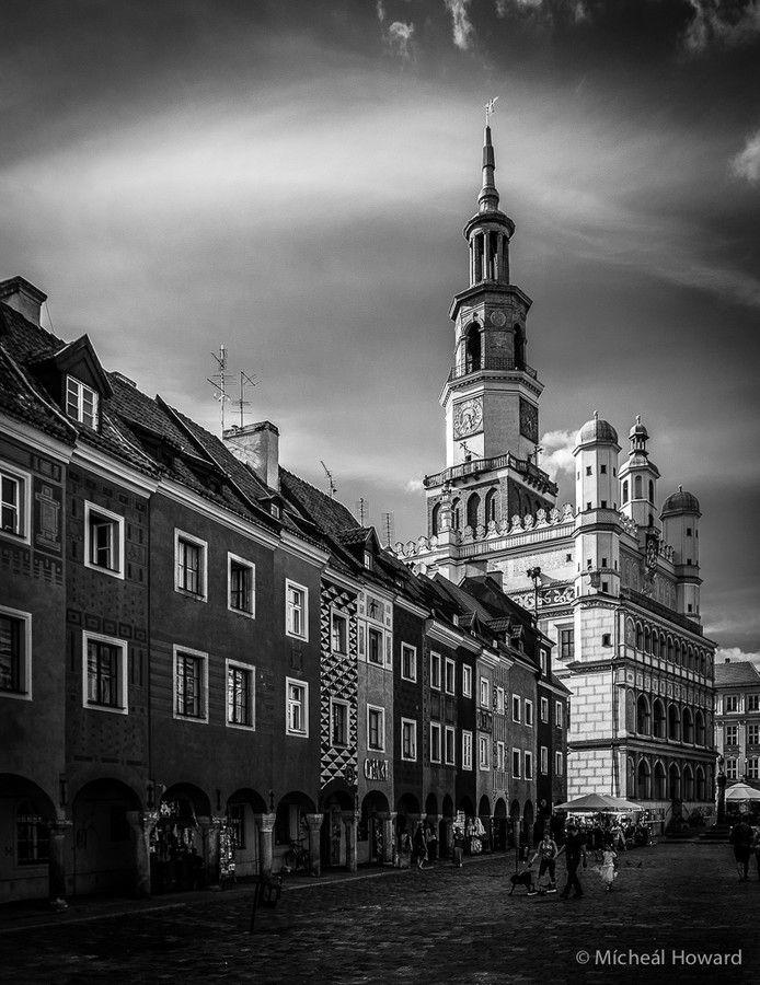 Photo Poznan Old Square by Mícheál Howard on 500px