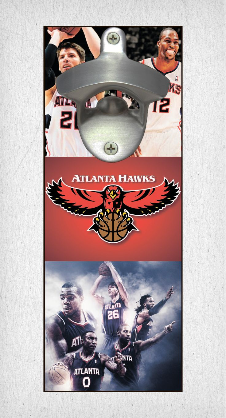 This Atlanta Hawks bottle opener can be a great gift to any sports fan. It's the perfect addition to any man cave, bar area, kitchen, or to just put out while watching the big game. It is also a great groomsmen gift. Atlanta Hawks Wall Mount Bottle Opener Atlanta Hawks Cap Catcher Atlanta Hawks Wall Opener Atlanta Hawks Beer Opener Atlanta Hawks Wall Art Atlanta Hawks Craft Atlanta Hawks Decor Atlanta Hawks Gift Atlanta Hawks Diy Atlanta Hawks Art